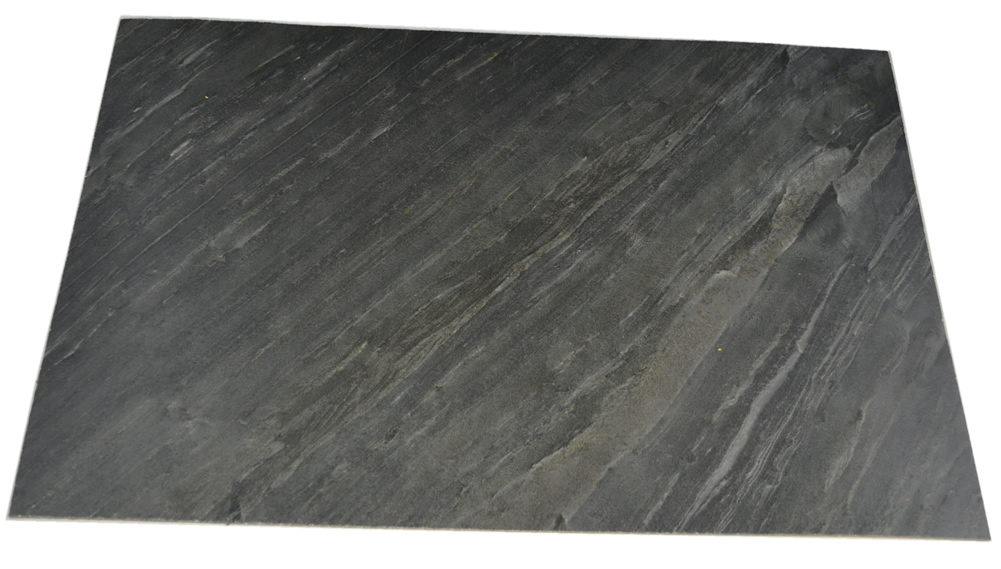 Black Slate Stone Cork Flooring Pictures