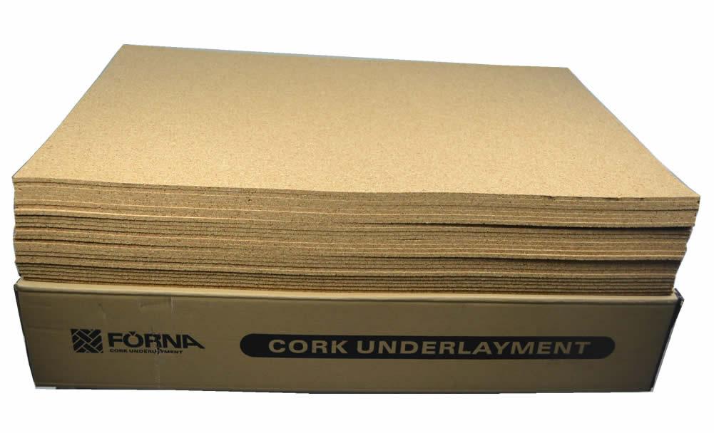 Cork Underlay