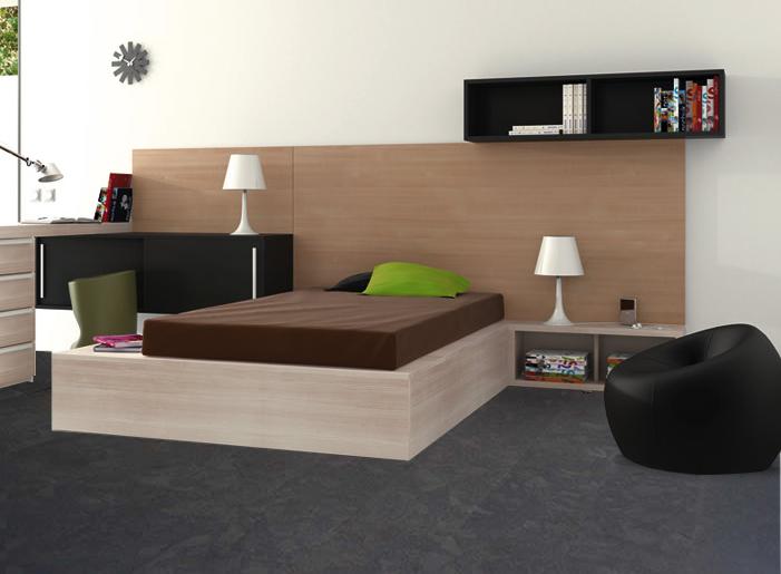 Cork Flooring Bedroom Elegant Wood Themed Feat