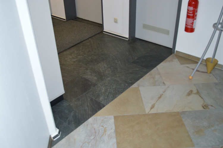 stone cork floating flooring basement flooring cancork