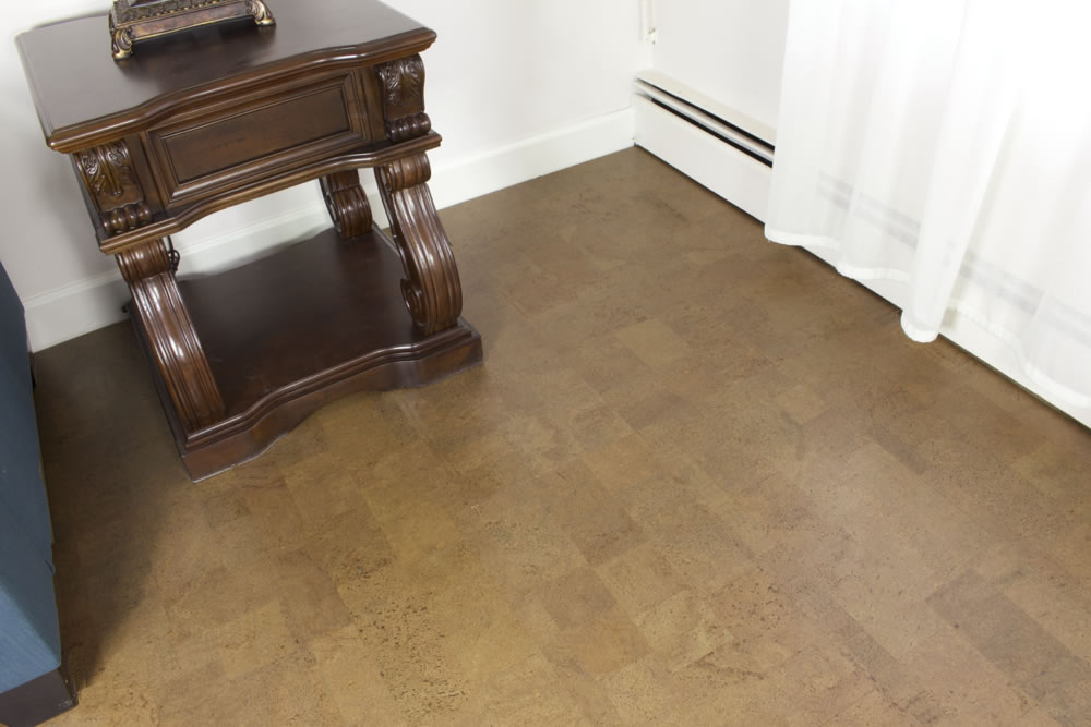 Beown Leather Bar Flooring