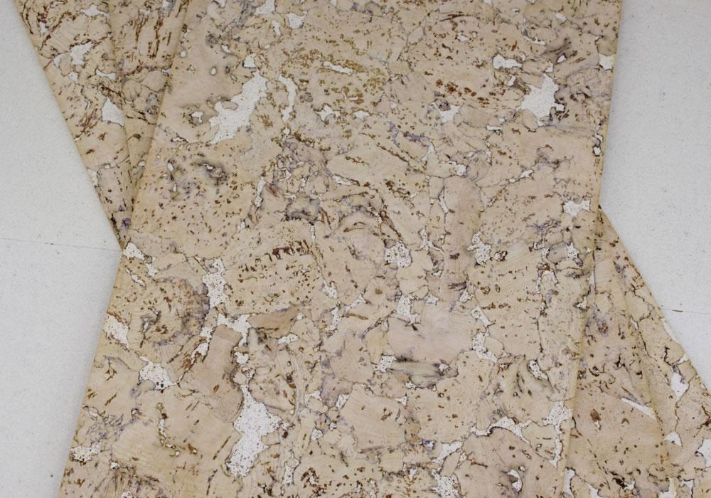 creme cork wall tiles