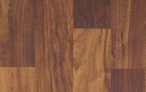 Nut American printed cork flooring