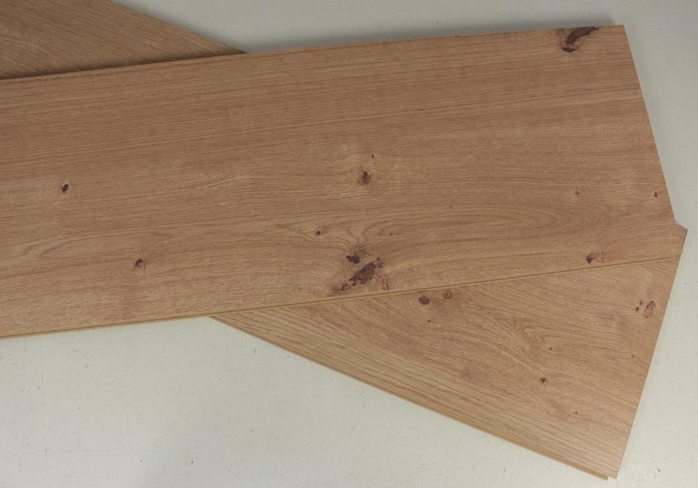 Oak Classic Printed Cork Flooring Pictures