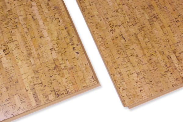 silver birch cork floating floor per box