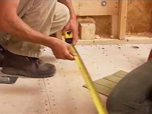 How To Measure Floor