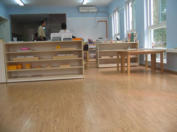 Pictures Silver Birch Cork Flooring